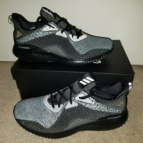 8804e1eee8dc8 adidas Other - Adidas Alphabounce HPC AMS Core Black Black Black